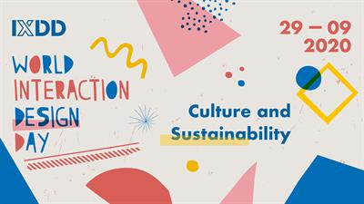 IxDD Brno 2020: Culture and Sustainability
